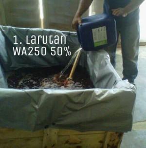 larutan WA-250