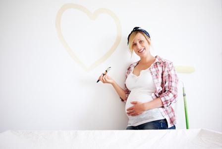 cat berbahaya bagi ibu hamil