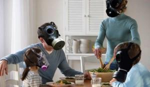 Terdapat enam jenis polutan udara membahayakan menurut EPA yang umum ditemui.