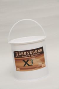 Lem untuk konstruksi kayu ramah lingkungan Crossbond™ X3