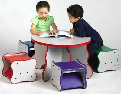 furniture anak yang aman