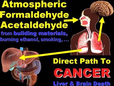 formaldehid memicu kanker