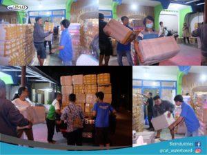 bio peduli gempa lombok