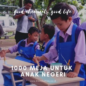 1000 meja untuk anak negeri